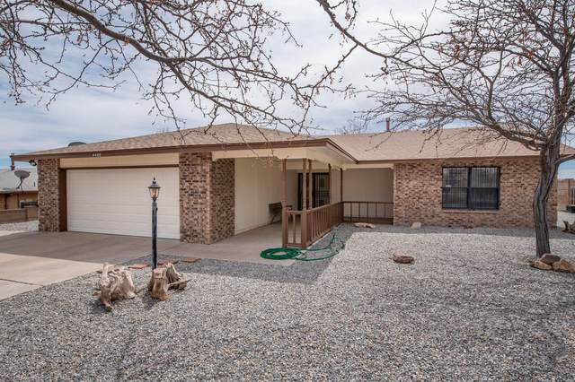 4400 Pumice Drive NE, Rio Rancho, NM 87124 (MLS #965603) :: Campbell & Campbell Real Estate Services