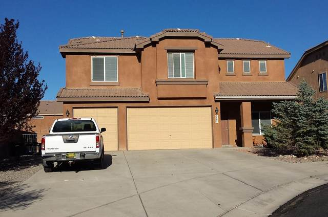 1607 Corte Cordillera SE, Rio Rancho, NM 87124 (MLS #965620) :: The Buchman Group