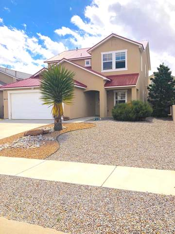 2019 Dillon Drive NE, Rio Rancho, NM 87124 (MLS #965624) :: Campbell & Campbell Real Estate Services