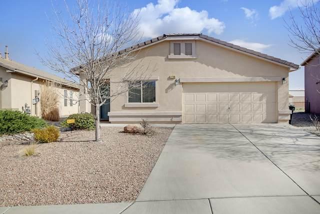 2756 Violeta Circle SE, Rio Rancho, NM 87124 (MLS #965632) :: The Bigelow Team / Red Fox Realty