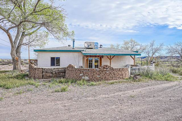 572 E Frontage Road, San Acacia, NM 87831 (MLS #965650) :: The Buchman Group