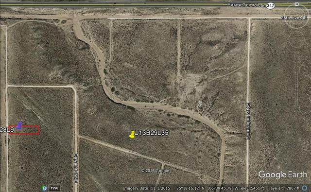 3703 Kan Rd(U13b29l35) NE, Rio Rancho, NM 87144 (MLS #965666) :: Campbell & Campbell Real Estate Services
