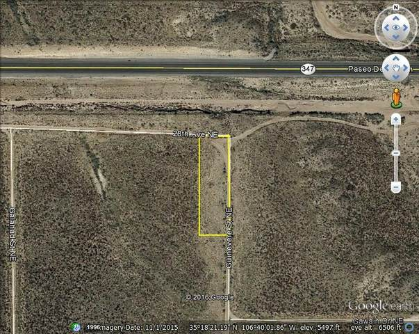 3420 28th Ave(U13bool9&10) NE, Rio Rancho, NM 87144 (MLS #965671) :: Campbell & Campbell Real Estate Services