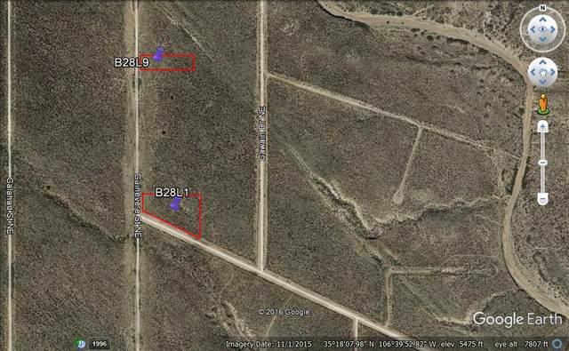 2616 Guinevere(U13b28l1) NE, Rio Rancho, NM 87144 (MLS #965674) :: The Bigelow Team / Red Fox Realty