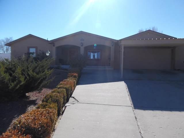 1140 Sugar Road SE, Rio Rancho, NM 87124 (MLS #965679) :: Campbell & Campbell Real Estate Services