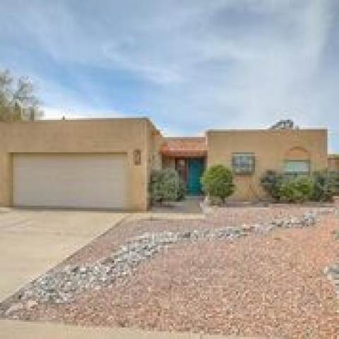 1605 Propps Street NE, Albuquerque, NM 87112 (MLS #965687) :: The Bigelow Team / Red Fox Realty