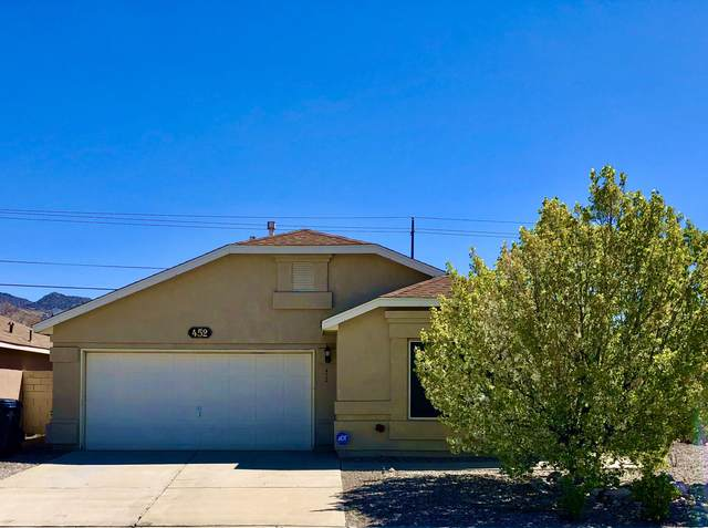 452 Adirondack Place SE, Albuquerque, NM 87123 (MLS #965688) :: The Bigelow Team / Red Fox Realty