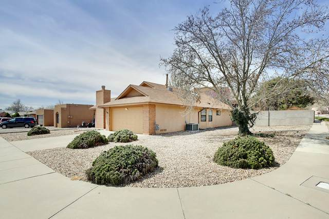 7309 Painted Pony Trail NW, Albuquerque, NM 87120 (MLS #965690) :: The Bigelow Team / Red Fox Realty