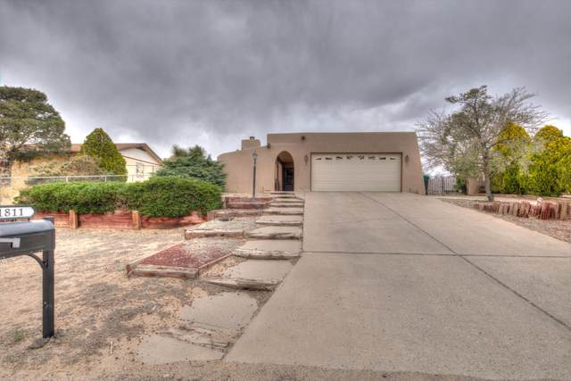 1811 Twilight Road SE, Rio Rancho, NM 87124 (MLS #965691) :: Campbell & Campbell Real Estate Services