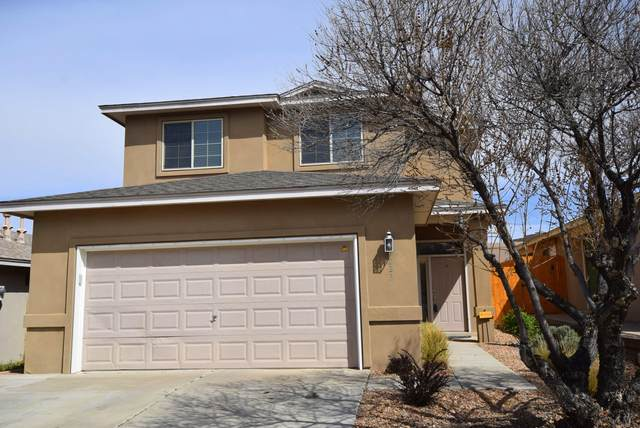 7223 Eagle View Avenue NE, Albuquerque, NM 87113 (MLS #965698) :: The Bigelow Team / Red Fox Realty