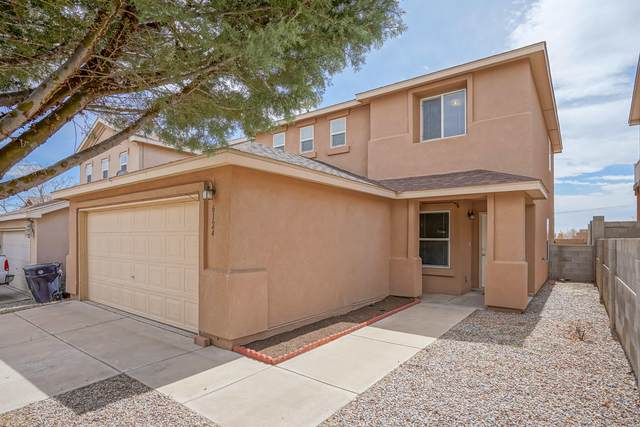 6124 Park South Place NW, Albuquerque, NM 87114 (MLS #965699) :: The Bigelow Team / Red Fox Realty