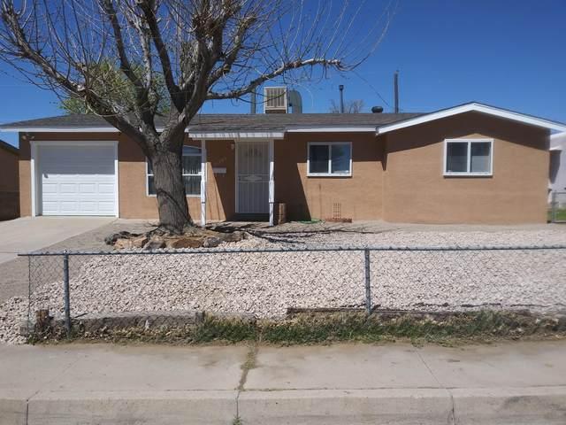 11305 Mahlon Avenue NE, Albuquerque, NM 87112 (MLS #965731) :: Berkshire Hathaway HomeServices Santa Fe Real Estate
