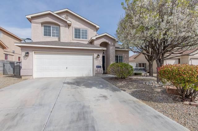 3461 Hunters Meadows Circle NE, Rio Rancho, NM 87144 (MLS #965732) :: Campbell & Campbell Real Estate Services