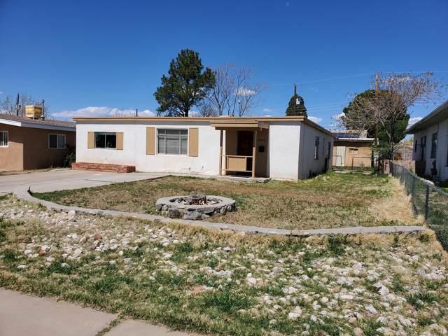 4913 Palo Duro Avenue NE, Albuquerque, NM 87110 (MLS #965733) :: Berkshire Hathaway HomeServices Santa Fe Real Estate