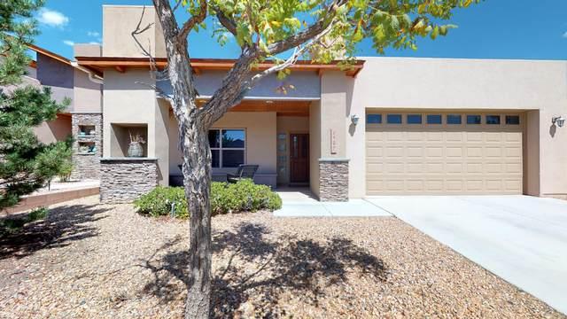 6409 Sincho Avenue NW, Albuquerque, NM 87114 (MLS #965734) :: Berkshire Hathaway HomeServices Santa Fe Real Estate