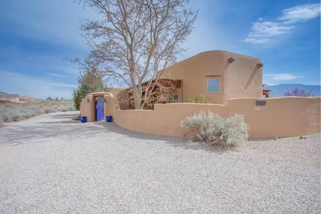100 Cielo Azul Road, Corrales, NM 87048 (MLS #965735) :: Berkshire Hathaway HomeServices Santa Fe Real Estate