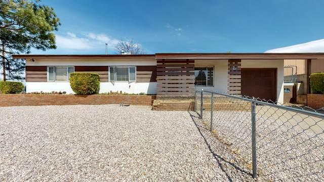 801 Diana Place NE, Albuquerque, NM 87123 (MLS #965736) :: Berkshire Hathaway HomeServices Santa Fe Real Estate