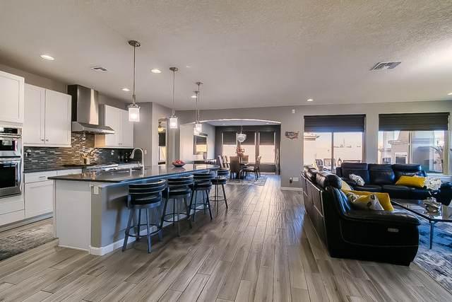 5000 San Adan Avenue NW, Albuquerque, NM 87120 (MLS #965737) :: The Buchman Group