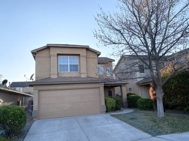 9627 Vivaldi Trail NW, Albuquerque, NM 87114 (MLS #965739) :: Berkshire Hathaway HomeServices Santa Fe Real Estate