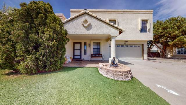 2009 Pinonwood Avenue NW, Albuquerque, NM 87120 (MLS #965741) :: Berkshire Hathaway HomeServices Santa Fe Real Estate