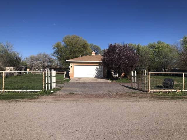 8 Don Juan Drive, Los Lunas, NM 87031 (MLS #965742) :: Berkshire Hathaway HomeServices Santa Fe Real Estate