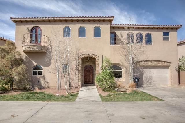 2409 Rice Avenue NW B, Albuquerque, NM 87104 (MLS #965743) :: Berkshire Hathaway HomeServices Santa Fe Real Estate
