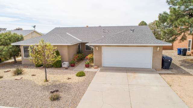 6501 Glendora Drive NE, Albuquerque, NM 87109 (MLS #965745) :: Campbell & Campbell Real Estate Services