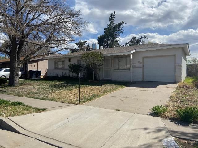 11408 Freeway Place NE, Albuquerque, NM 87123 (MLS #965746) :: Berkshire Hathaway HomeServices Santa Fe Real Estate