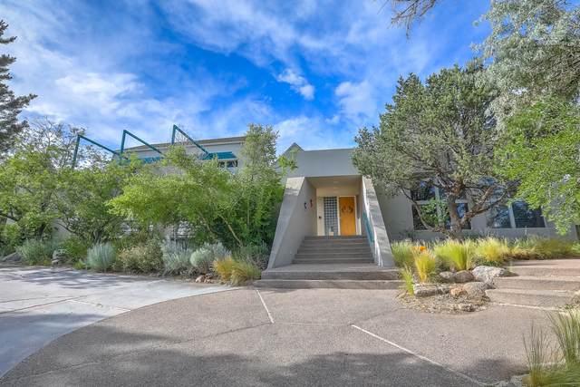 1221 Rockrose Road NE, Albuquerque, NM 87122 (MLS #965764) :: The Buchman Group