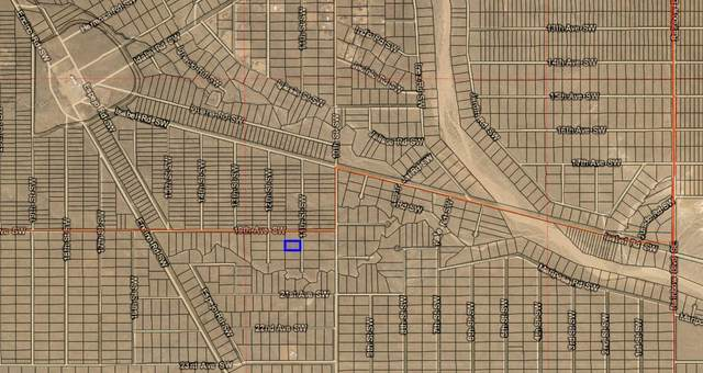 12th Street SW, Rio Rancho, NM 87124 (MLS #965793) :: Campbell & Campbell Real Estate Services