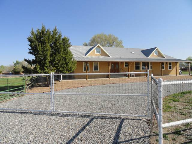 35 Riverside Drive, Peralta, NM 87042 (MLS #965811) :: The Buchman Group