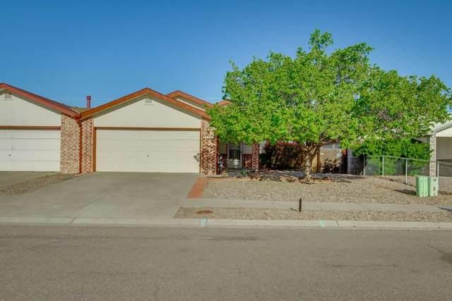1141 Camino Del Rey Drive SW, Los Lunas, NM 87031 (MLS #965822) :: Sandi Pressley Team