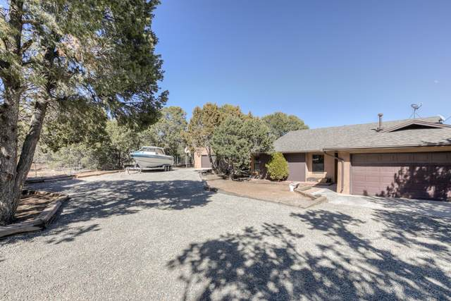 12 Futurity Place, Tijeras, NM 87059 (MLS #965826) :: Sandi Pressley Team