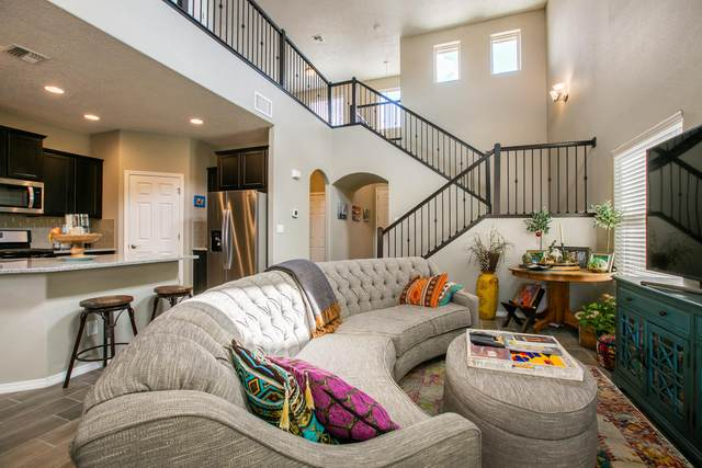 7315 Valle Cantero Lane NW, Albuquerque, NM 87114 (MLS #965830) :: Campbell & Campbell Real Estate Services