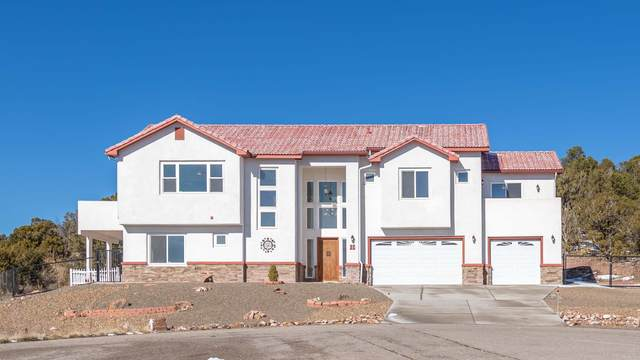 9 Eli Court, Sandia Park, NM 87047 (MLS #965866) :: Sandi Pressley Team