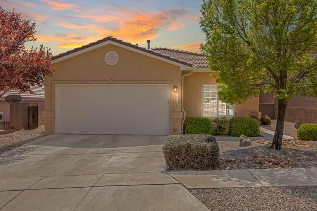 5556 Mansfield Place NW, Albuquerque, NM 87114 (MLS #965874) :: Sandi Pressley Team