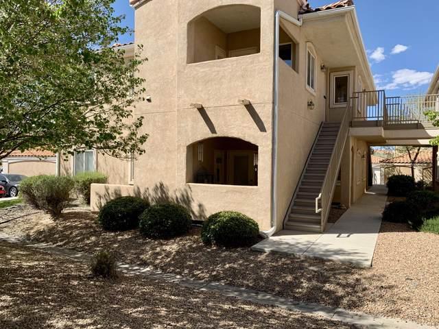 6800 Vista Del Norte Road NE #1627, Albuquerque, NM 87113 (MLS #965890) :: Sandi Pressley Team