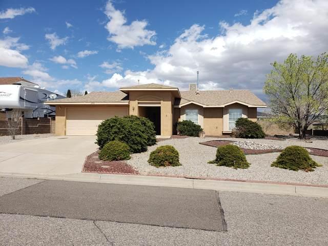 2558 Withington Peak Drive NE, Rio Rancho, NM 87144 (MLS #965897) :: Sandi Pressley Team