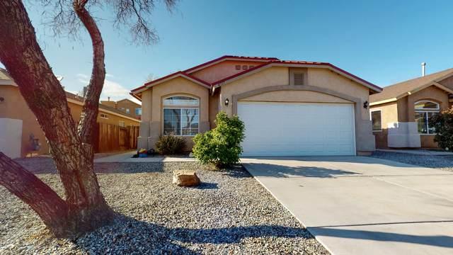 4717 Shepherd Court NE, Rio Rancho, NM 87144 (MLS #965957) :: Sandi Pressley Team