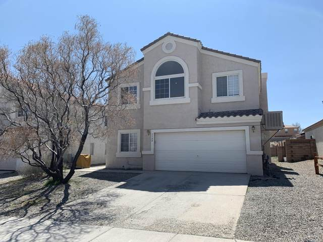 7144 Husky Drive NE, Rio Rancho, NM 87144 (MLS #965970) :: Sandi Pressley Team