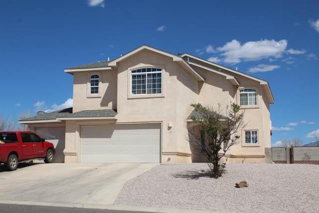 29 Cruces Loop, Los Lunas, NM 87031 (MLS #965986) :: The Buchman Group
