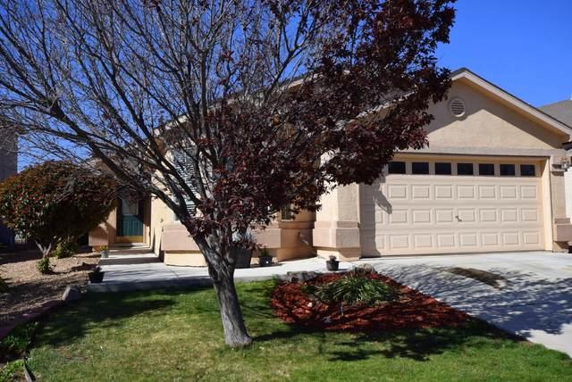2911 Desert Sage Avenue SW, Los Lunas, NM 87031 (MLS #965989) :: Sandi Pressley Team