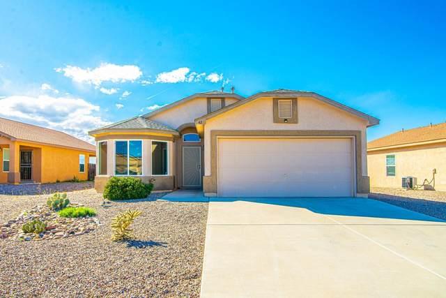 42 Tome Vista Drive, Los Lunas, NM 87031 (MLS #966045) :: Sandi Pressley Team