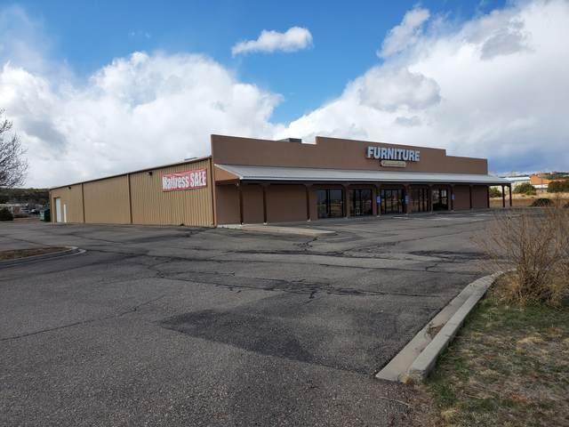 5 Linnie Court, Edgewood, NM 87015 (MLS #966093) :: The Buchman Group