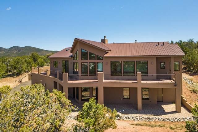 29 Kiva Loop, Sandia Park, NM 87047 (MLS #966100) :: The Buchman Group