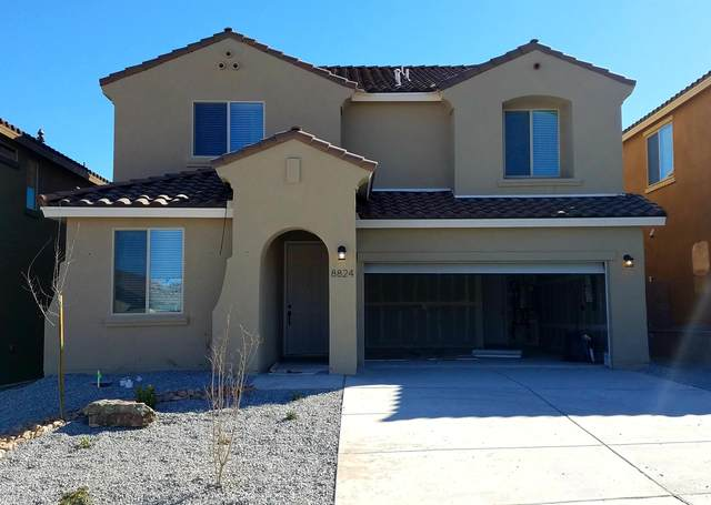 8824 Jet Stream Road NW, Albuquerque, NM 87120 (MLS #966159) :: Campbell & Campbell Real Estate Services