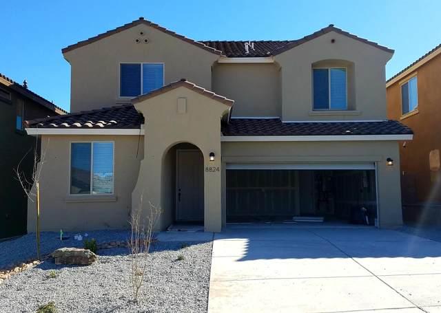 8824 Jet Stream Road NW, Albuquerque, NM 87120 (MLS #966159) :: The Buchman Group