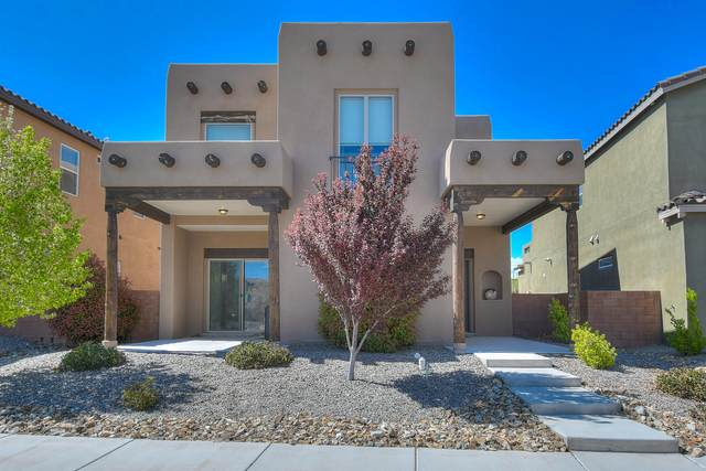 5705 Strand Loop SE, Albuquerque, NM 87106 (MLS #966212) :: The Buchman Group