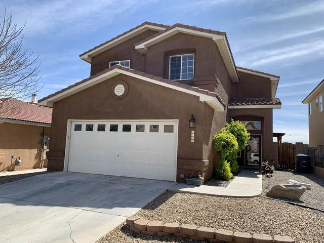 4720 Stafford Place NW, Albuquerque, NM 87120 (MLS #966300) :: The Buchman Group