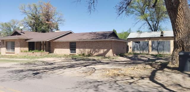 2356 Los Padillas Road SW, Albuquerque, NM 87105 (MLS #966365) :: The Buchman Group